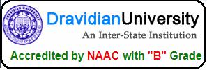 Dravidian University Admissions 2020-2021 (DU PhD