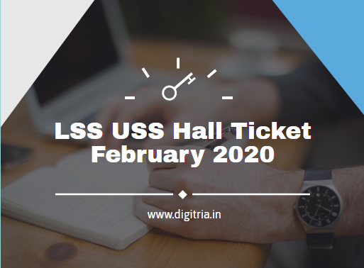 LSS USS Hall Ticket February