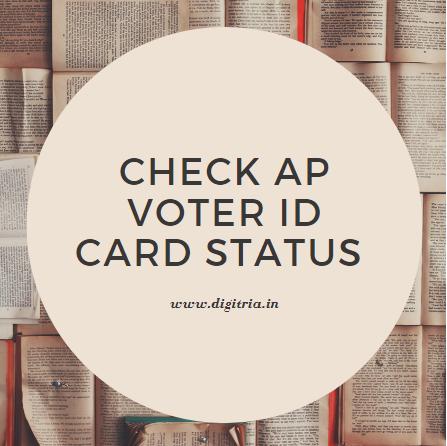 AP Voter ID Status