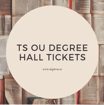 OU Degree Hall Tickets 2020