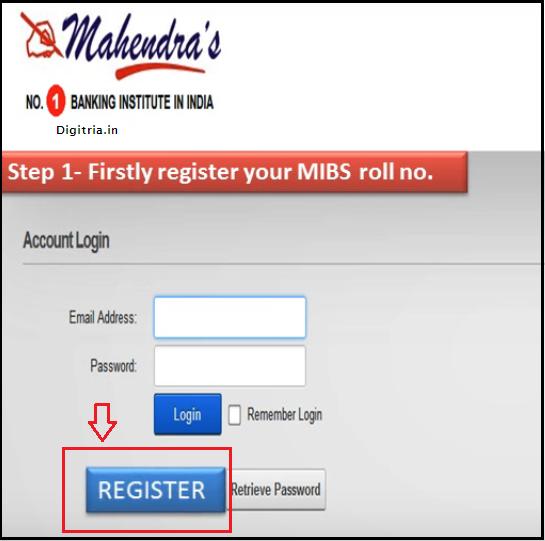 Mahendra Guru ST Portal 2020  register