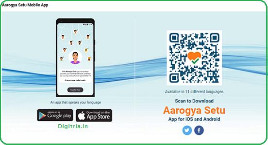 Aarogya Setu App: