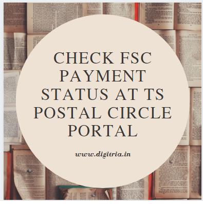 Check FSC Payment Status