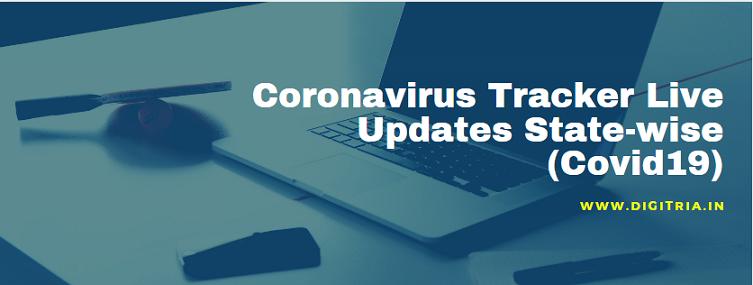Coronavirus Tracker Live Updates