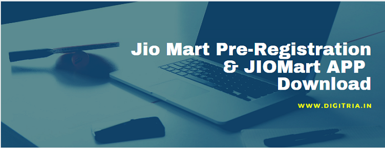 Jio Mart Pre-Registration