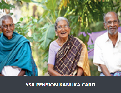 YSR Pension kanuka Card Scheme