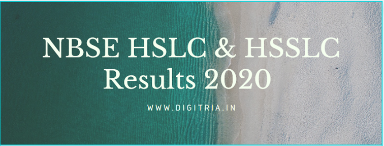 NBSE HSLC Results 2020