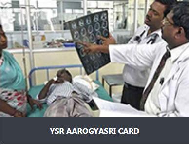 YSR Aarogyasri Card Scheme: