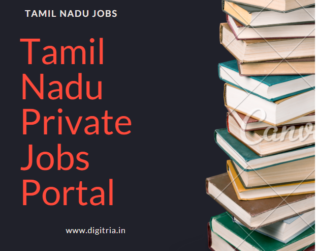 Tamil Nadu Private Jobs Portal