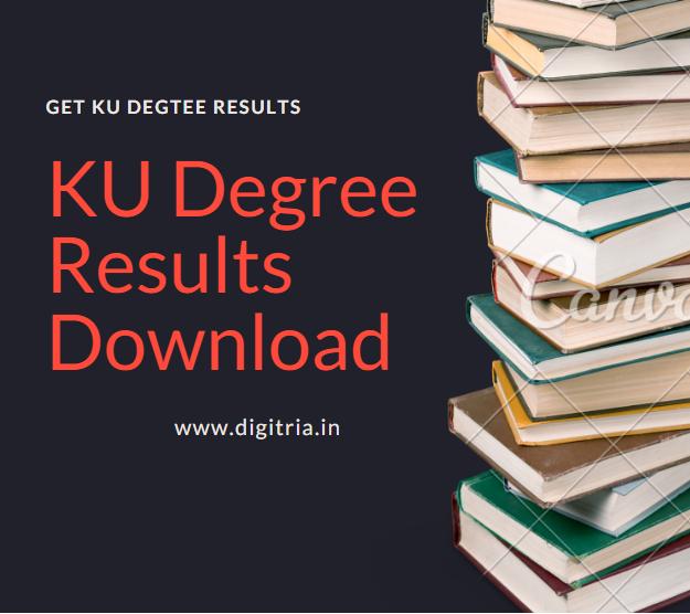 KU Degree Results