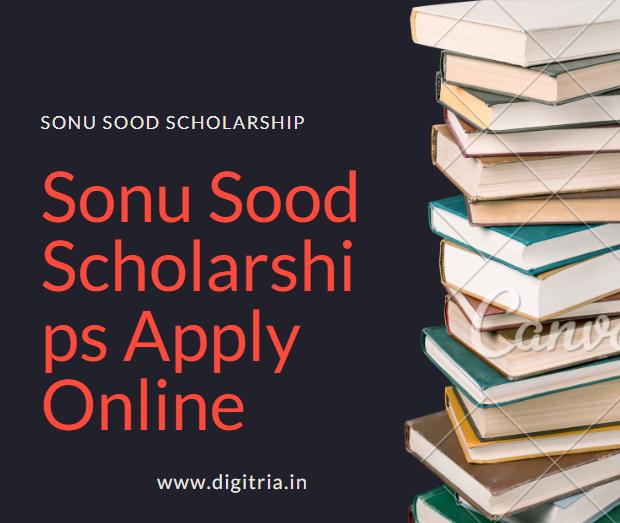 Sonu Sood Scholarship scheme