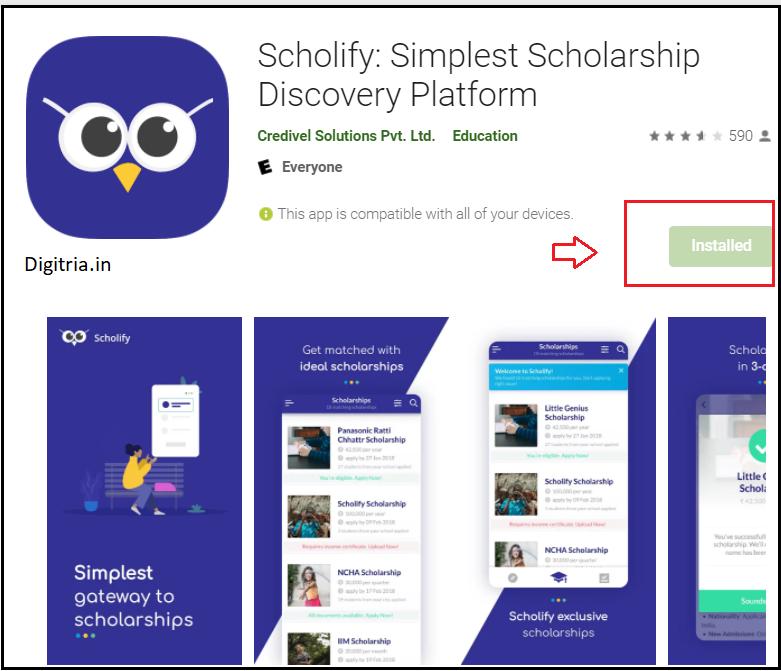 scholify app