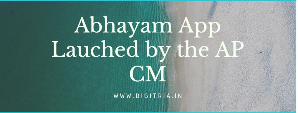 Abhayam App