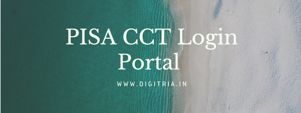 PISA CCT Login Portal 2020-2021
