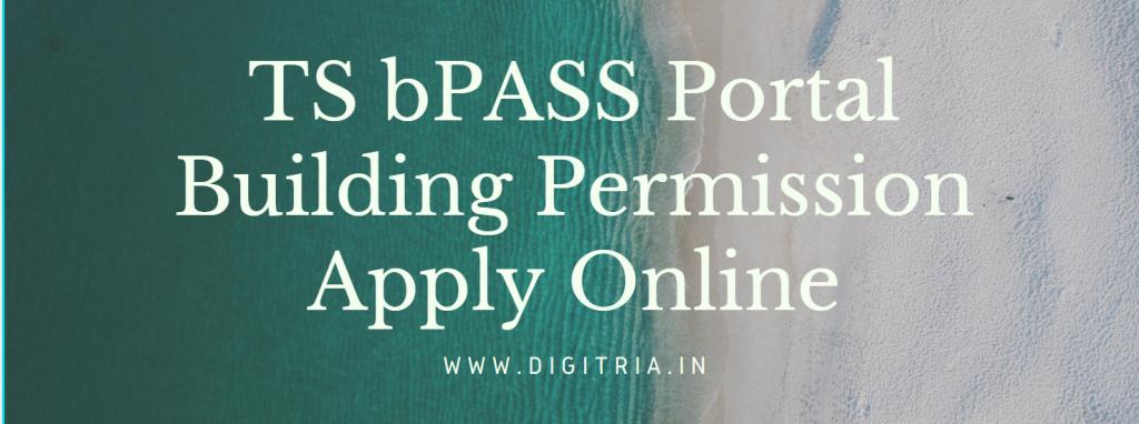 TSBPASS Portal