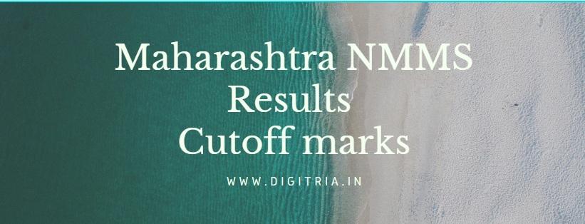 Maharashtra NMMS Results