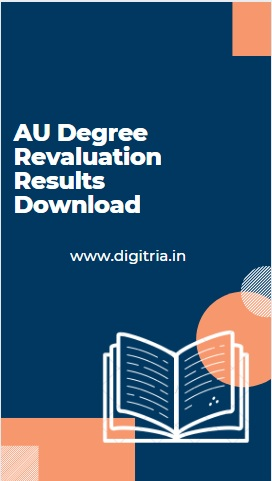 AU Degree Revaluation Results