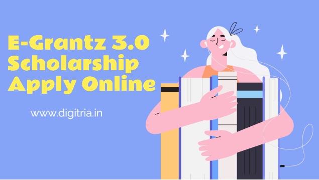 E-Grantz 3.0 Scholarship