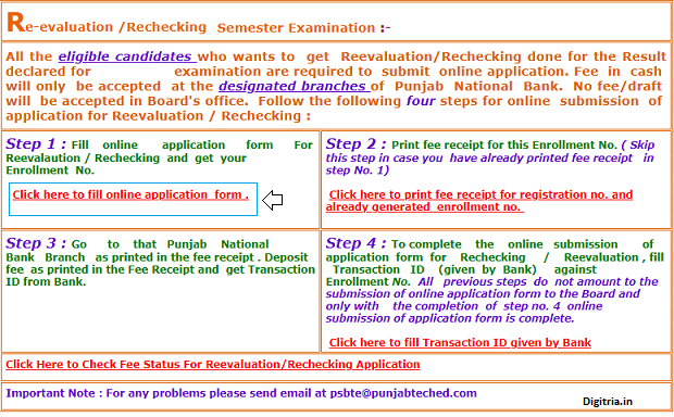 Click on Fill Online form