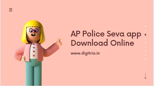 AP Police Seva app Download
