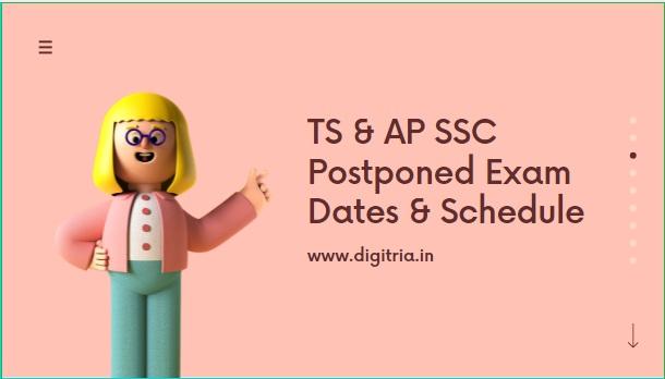 SSC Postponed Exam Dates
