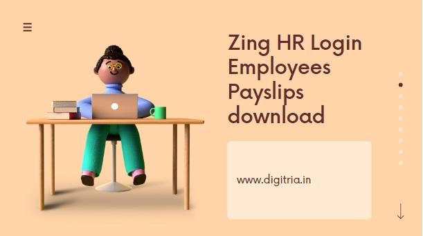 Zing HR Login