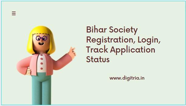 Bihar Society Registration