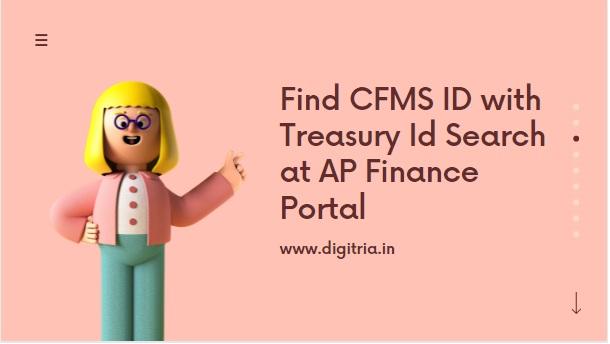 Find CFMS ID Number
