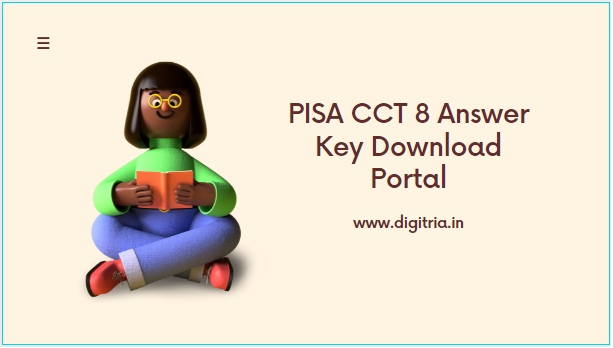 PISA CCT 8 Answer Key