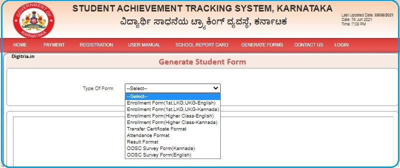 Select forms here