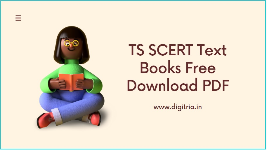 TS SCERT Text Books Free Download PDF