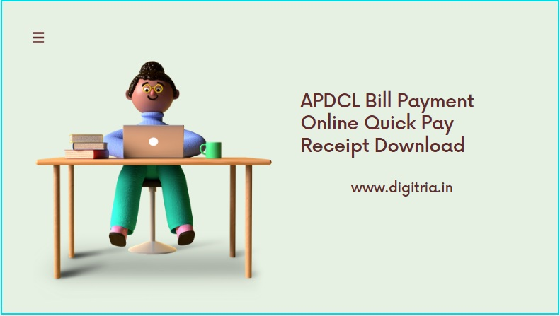 APDCL Bill Payment Online