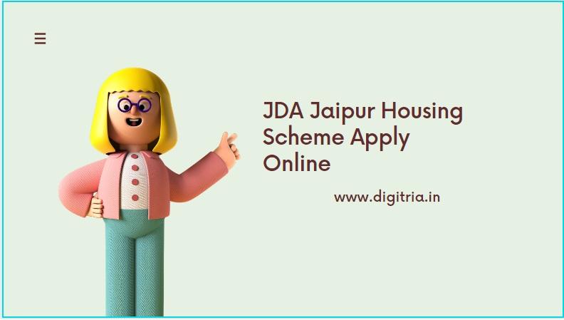JDA Jaipur Housing Scheme