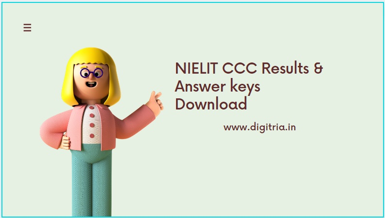 NIELIT CCC February Results 2021