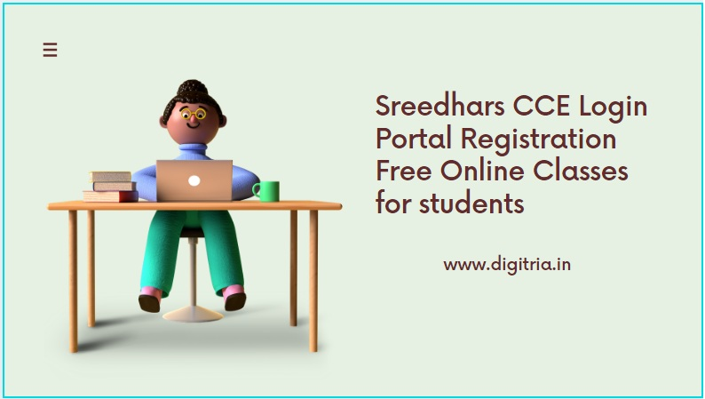 Sreedhars CCE Login