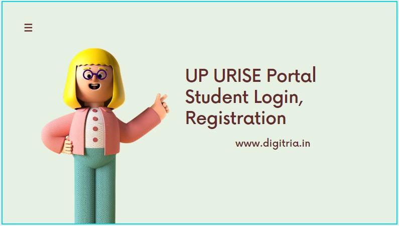 UP URISE Portal