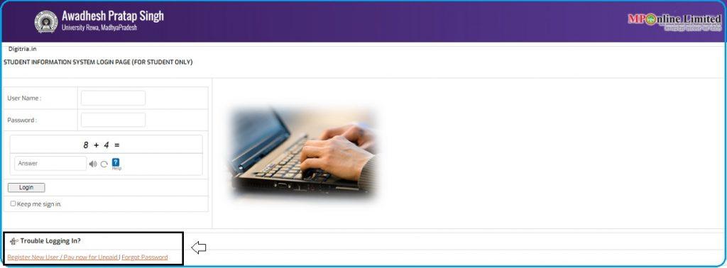 register new user