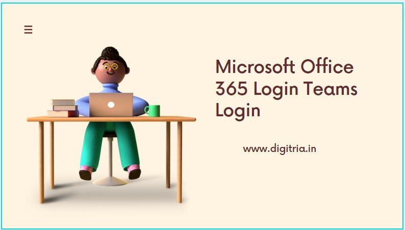 Microsoft Login:
