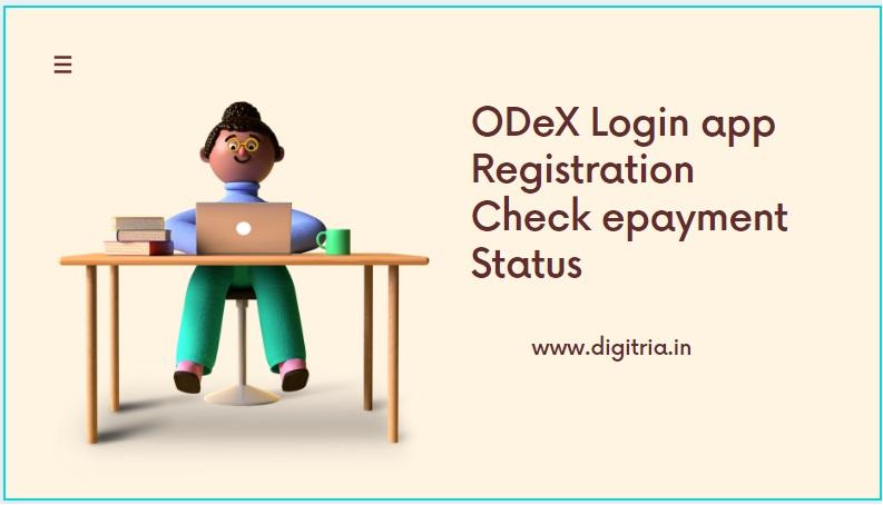 ODeX Login