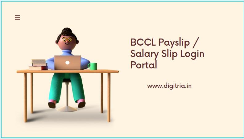 BCCL Payslip