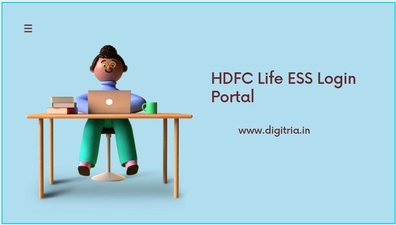HDFC Life Login